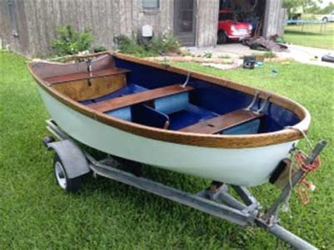 Craigslist Boats For Sale Rockport Texas by Dyer Dhow Sailing Dinghy 1980 Rockport Texas Sailboat