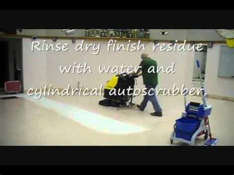 What Is A Floor Technician by Floor Tech Stripping