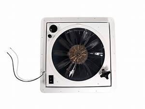 Fan-tastic 801250 1250 Series Vent