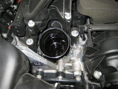 dodge challenger pentastar  engine oil change filter