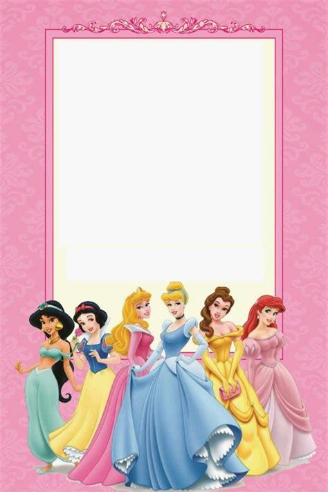 disney princess party  printable mini kit editable