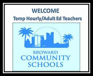 Welcome to Broward County Public