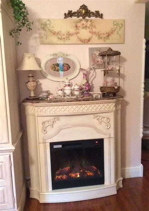 shabby chic fireplace christy repasy and beautiful fireplace shabby chic fireplaces pinterest beautiful
