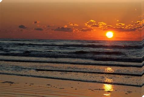 galveston sunrise sunset prints  ayserk shop