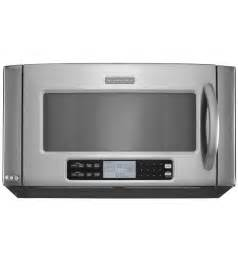 Kitchen Aid Countertop Microwave