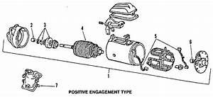 Mercury Cougar Starter Solenoid  Pick  Engine  Models