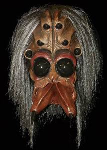 Human looking masks for kids