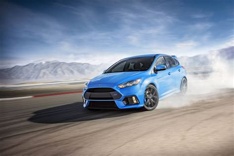 Ford Performance Focus Rs by 2017 Ford Focus Rs Hatchback The Legacy Continues Ford