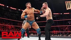 Video: WWE RAW (2/4): EC3 Vs. Dean Ambrose - Wrestling Inc.  Wwe