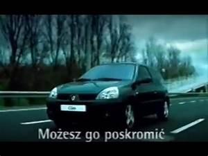 Clio 2 2004 : reklama renault clio ii extreme 2004 polska youtube ~ Medecine-chirurgie-esthetiques.com Avis de Voitures