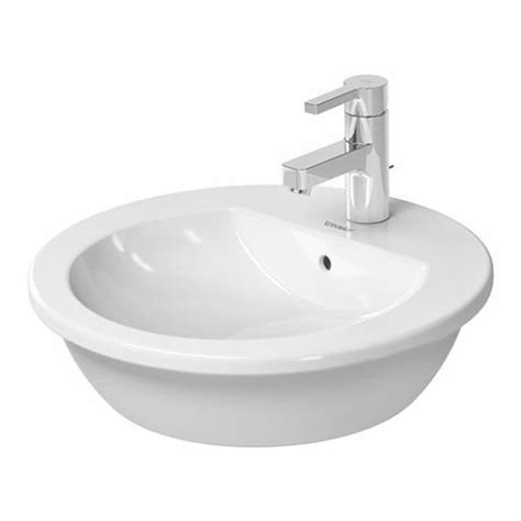 sizes of kitchen sinks duravit new above counter basin 18 1 2 quot 049747 5302