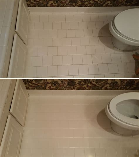 tile grout cleaning contour cleaning