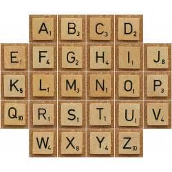 wood scrabble tiles flickr photo