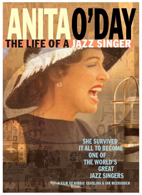 anita oday  life   jazz singer center