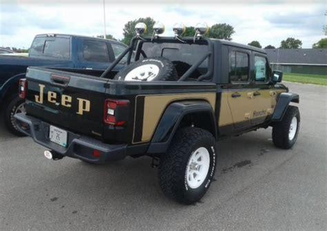 2020 jeep gladiator yellow 2020 jeep gladiator becomes modern day j 10 honcho thanks