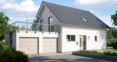 haus mit integrierter garage ihr massivhaus mit garage kern haus