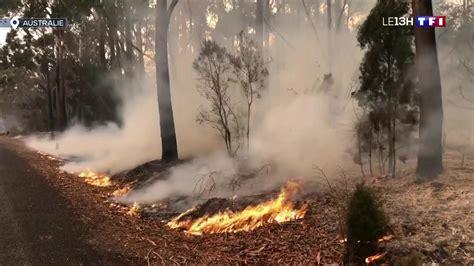incendie en australie la situation est toujours