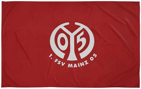 Check 1.fsv mainz 05 (mainz, germany) in football manager 2021 (fm21). Mainz 05 Flagge Logo groß   www.flaggenmeer.de