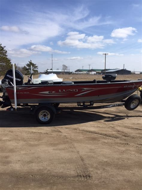Lund Boats For Sale Minnesota by Lund 1725 Pro Guide Boats For Sale In Minnesota