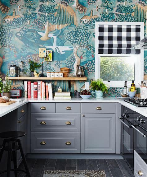 kitchen wallpaper green petit guide du papier peint maison et demeure 3465