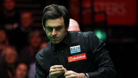 Ronnie O'Sullivan strikes again in Masters Snooker