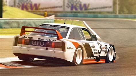 photo audi  quattro imsa gto  hungaroring   album  racing games  andy kettler