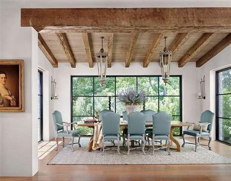 customiser cuisine rustique lanternes néoclassique meubles salle à manger rustique