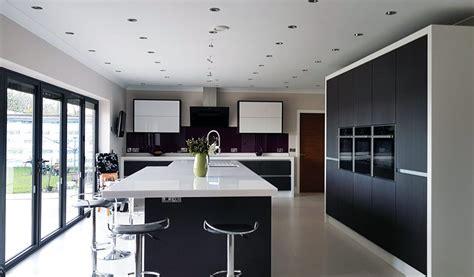 island units for kitchens modern kitchen installation in birmingham white high 4851