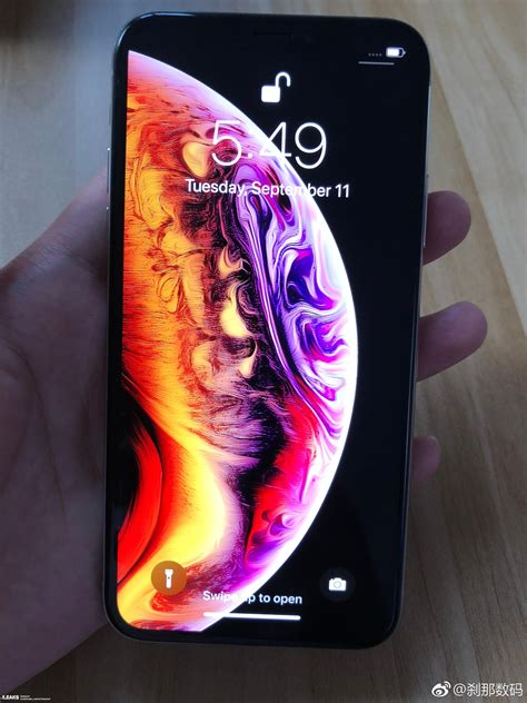 unlikely leak claims to reveal iphone xs ahead of the