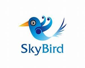 Sky Bird Designed By Amir66 BrandCrowd