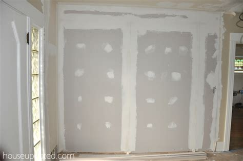 how to make a door in drywall mysterious entry doors house updated