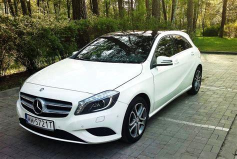 Compact Mercedes by Mercedes A180 Blueefficiency Kompakt W Biznesklasie