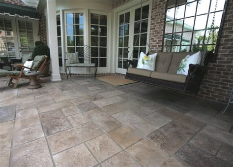 Stamped Concrete Overlays  Sundek Of Washington  30. What Is A Patio Home In Colorado Springs. Outdoor Metal Furniture Paint Colors. Outdoor Furniture You Can Sleep On. Patio Glider Chair Canada. Replacement Glass For Patio Table Hampton Bay. Porch Swing Chain Black. Patio Furniture Parts Wrought Iron. Antique Patio Furniture Wrought Iron