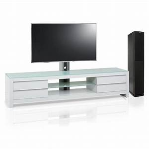 Meuble Avec Support Tv : meuble tv avec support ecran plat 2 meuble avec support ~ Dailycaller-alerts.com Idées de Décoration