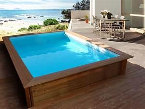 piscine hors sol bois rectangulaire infos sur piscine With leroy merlin piscine bois 0 piscines hors sol arts et voyages
