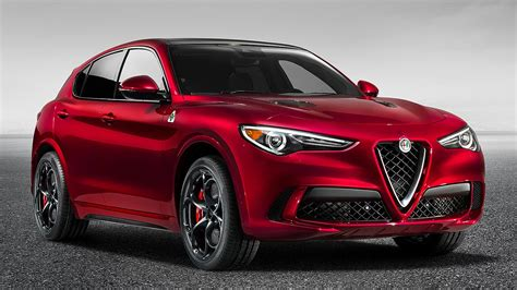 alfa romeo stelvio suv revealed at la auto show motoring