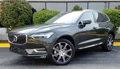 test drive  volvo xc  inscription  daily