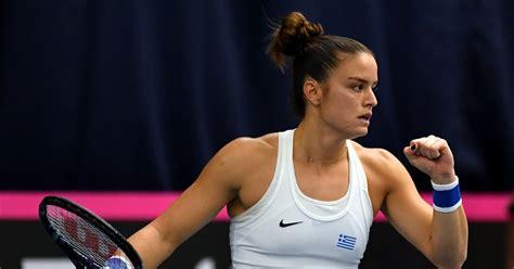 WTA Rabat: Maria Sakkari holt ersten Titel! · tennisnet.com