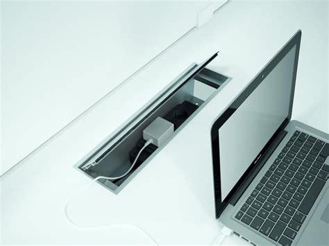 passe cable de bureau passe et cache câble en aluminium tous les fournisseurs