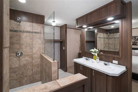 Shower Ideas For Bathroom by 5 Bathroom Shower Design Ideas For Your Manufactured Home