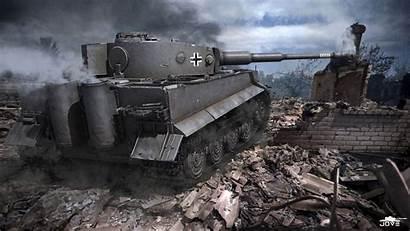 Tiger Tank King Tanks