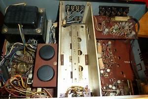 Teac Amplifier Repairs