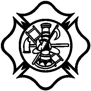 14074 firefighter helmet clipart black and white emergency clipart lineart line t shirt t shrits