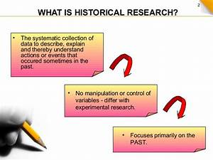 Image Gallery historical research