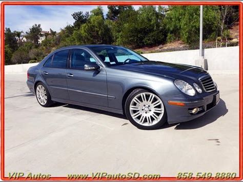 Mercedes Benz Gray 2008 San Diego With Pictures
