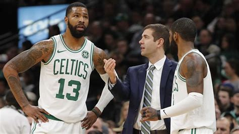 Why Brad Stevens Had No Issue With Marcus Morris' Critical ...