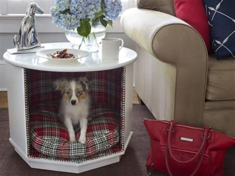 21 Stylish Dog Crates   Home Stories A to Z