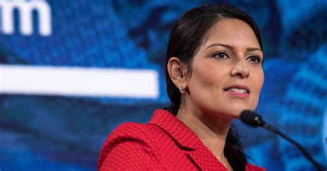 Priti Patel Claims DfID 'Pushed Back' At Her Attempts To ...