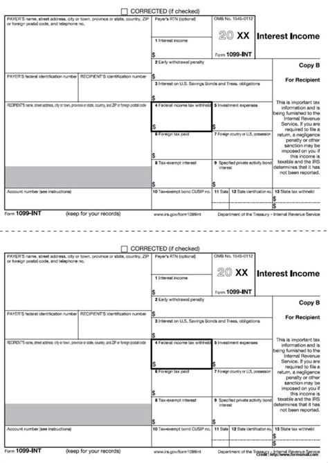 1099 form 2012 printable 1099 misc template 2015 templates resume exles