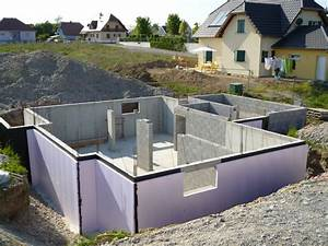 Etancheite Mur Exterieur Sous Sol : isolation dalle sous sol enterr 12 messages ~ Melissatoandfro.com Idées de Décoration